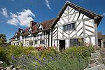 United Kingdom, England, Warwickshire, Stratford-upon-Avon: Mary Arden's Farm (mother of William Shakespeare) - Palmer's farmhouse | Grossbritannien, England, Warwickshire, Stratford-upon-Avon: Mary Arden's Farm (Mutter von William Shakespeare) - Palmer's farmhouse