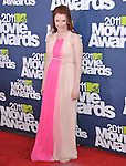 Bryce Dallas Howard at 2011 MTV Movie Awards held at Gibson Ampitheatre in Universal City, California on June 05,2011                                                                               © 2011 Hollywood Press Agency