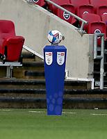 31st October 2020; Ashton Gate Stadium, Bristol, England; English Football League Championship Football, Bristol City versus Norwich; Match Ball