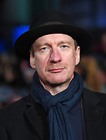 """David Thewlis<br /> arriving for the premiere of """"The Mercy"""" at the Curzon Mayfair, London<br /> <br /> <br /> ©Ash Knotek  D3375  06/02/2018"""