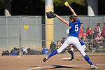 2013 Spring Softball: Los Altos High School at CCS semifinal game
