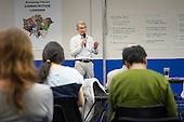 Sustaining Vibrant Communities in London.  Community Summit, Paddington Arts.