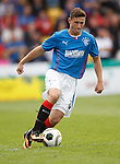Fraser Aird has it licked