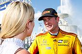 Ryan Hunter-Reay, Andretti Autosport Honda, Winner