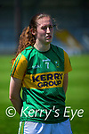 Kayleigh Cronin, Kerry in the Lidl Ladies National Football League Division 2A Round 2 at Austin Stack Park, Tralee on Sunday.