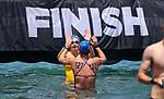 during the New Zealand Open Water Swimming Championships, Lake Taupo, Waikato, New Zealand. Saturday 16 January 2021. Photo: Simon Watts/www.bwmedia.co.nz/SwimmingNZ