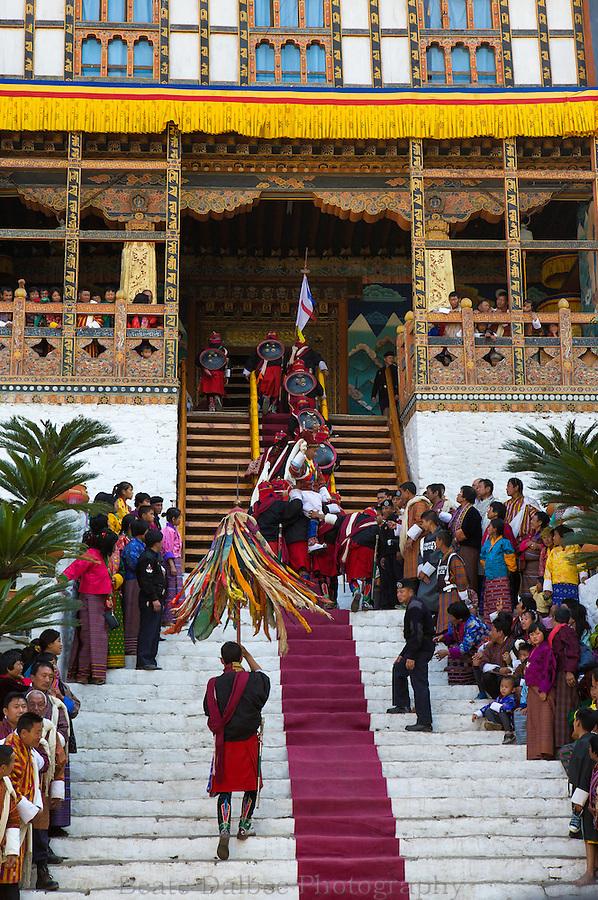 Punakha Dromche, Bhutan