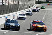 2017 Monster Energy NASCAR Cup Series<br /> STP 500<br /> Martinsville Speedway, Martinsville, VA USA<br /> Sunday 2 April 2017<br /> Ryan Newman, Matt Kenseth, Tide Toyota Camry<br /> World Copyright: Scott R LePage/LAT Images<br /> ref: Digital Image lepage-170402-mv-5161