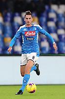 Fabian Ruiz of Napoli<br /> Napoli 09-11-2019 Stadio San Paolo <br /> Football Serie A 2019/2020 <br /> SSC Napoli - Genoa CFC<br /> Photo Cesare Purini / Insidefoto