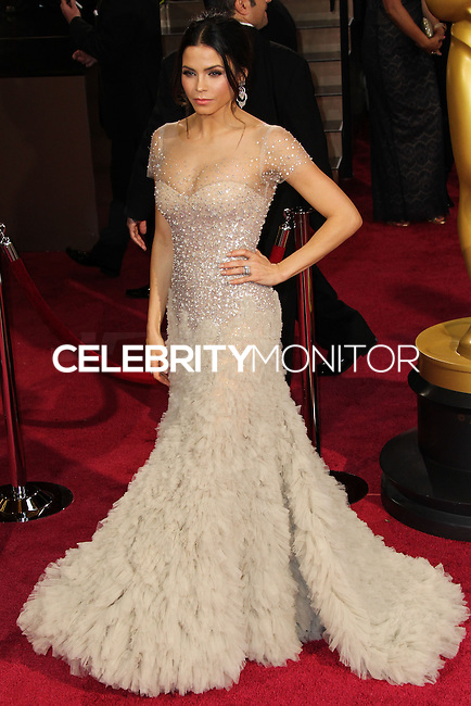 HOLLYWOOD, CA, USA - MARCH 02: Jenna Dewan-Tatum at the 86th Annual Academy Awards held at Dolby Theatre on March 2, 2014 in Hollywood, Los Angeles, California, United States. (Photo by Xavier Collin/Celebrity Monitor)