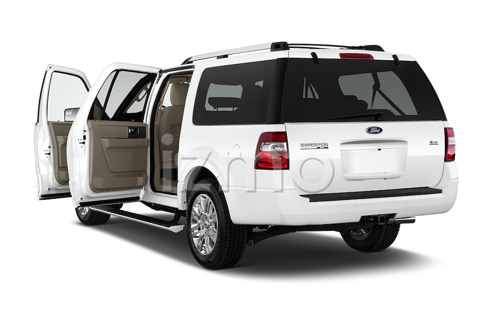 Car images of a 2014 Ford Expedition Limited EL 5 Door SUV Doors