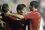20140908. UEFA European Championship. Spain v Fyrom.