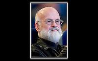 Terry Pratchett OBE - Birmingham International Convention Centre - 29th September 2008