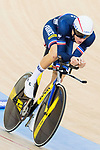 Corentin Ermenault of the France team competes in the Men's Individual Pursuit - Qualifying as part of the 2017 UCI Track Cycling World Championships on 14 April 2017, in Hong Kong Velodrome, Hong Kong, China. Photo by Chris Wong / Power Sport Images