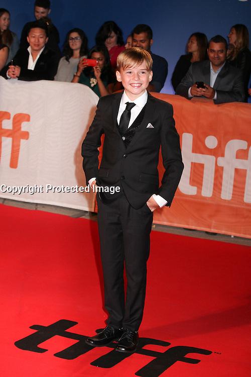 MAX JENKINS - RED CARPET OF THE FILM 'THE HEADHUNTER'S CALLING' - 41ST TORONTO INTERNATIONAL FILM FESTIVAL 2016 . 15/09/2016. # FESTIVAL INTERNATIONAL DU FILM DE TORONTO 2016