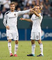 Los Angeles Galaxy vs FC Dallas October 24 2010