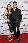 Angelina Jolie & Brad Pitt at The Weinstein Company L.A. Premiere of Inglourious Basterds held at The Grauman's Chinese Theatre in Hollywood, California on August 10,2009                                                                   Copyright 2009 DVS / RockinExposures
