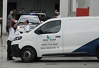 Rio de Janeiro (RJ), 08/04/2021 - Crime-Rio - O vereador do Rio de Janeiro, Dr. Jairinho e a esposa Monique Medeiro da Costa e Silva cheragaram no IML para fazer corpo delito nes quinta-feira (08), eles foram presos nessa manhã, os dois são suspeitos pelo homicidicio pelo menino Henry de 4 anos.