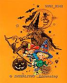 GIORDANO, CUTE ANIMALS, LUSTIGE TIERE, ANIMALITOS DIVERTIDOS, Halloween, paintings+++++,USGI2142,#AC#