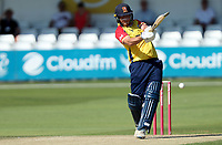 Tom Westley of Essex in batting action during Essex Eagles vs Middlesex, Vitality Blast T20 Cricket at The Cloudfm County Ground on 18th July 2021