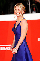 The Italian youtuber Marta Losito poses for photographers on the red carpet of the 15th edition of Rome film Fest.<br /> Rome (Italy), October 15th 2020<br /> Photo Samantha Zucchi Insidefoto