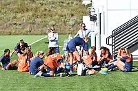 Kansas City, KS - October 07, 2019: USWNT U-15 GNT National ID Camp.