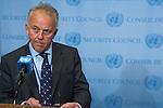 Press Encounter by Mr. Michael Keating, Special Representative of the UN Secretary-General for Somalia