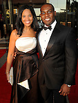 Erin Williams and Quentin Smith at the Houston Symphony's opening night at Jones Hall Saturday Sept. 12,2015.(Dave Rossman photo)