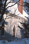 Church, Covington, Michigan, Upper Peninsula.