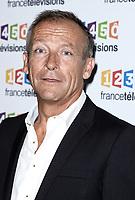 Photocall de la conference de presse de France Télévisions -Laurent Bignolas