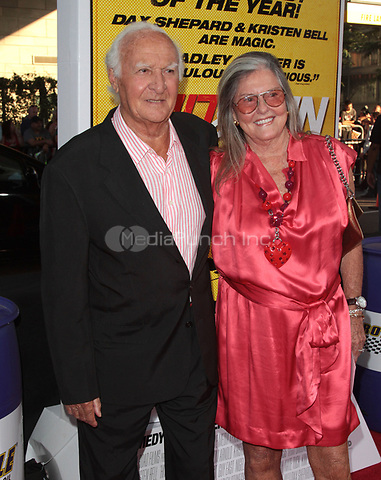 LOS ANGELES, CA - AUGUST 14: Robert Loggia arrives at the 'Hit & Run' Los Angeles Premiere on August 14, 2012 in Los Angeles, California. MPI21 / Mediapunchinc