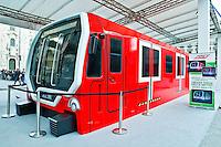 The New metro' trains