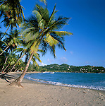 Caribbean, Lesser Antilles, Saint Lucia, Laborie Beach | Karibik, Kleine Antillen, Saint Lucia, Laborie Beach
