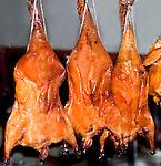 Roast Ducks, Ming's Bistro, Orlando, Florida