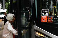14.02.2019 - Justiça suspende aumento da tarifa de ônibus em SP