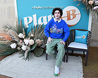 """BEVERLY HILLS, CA - MAY 26: Actor Mason Cook attends a special event for the Hulu original film """"Plan B"""" at L'Ermitage Beverly Hills on May 26, 2021 in Beverly Hills, California. (Photo by Frank Micelotta/HULU/PictureGroup)"""
