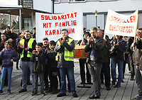 21.02.2019: Demonstration zum Erhalt des Kiosk An der Niederhölle