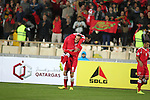 Persepolis vs Lekhwiya during the 2015 AFC Champions League Group A  on February 24, 2015 at the Azadi Stadium, in Tehran, Iran. Photo by Adnan Hajj /  World Sport Group