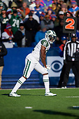 New York Jets wide receiver Quincy Enunwa (81) during an NFL football game against the Buffalo Bills, Sunday, December 9, 2018, in Orchard Park, N.Y.  (Mike Janes Photography)