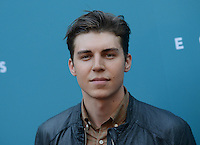 Nolan Gerard-Funk @ the premiere of 'Equals' held @ the Arclight theatre. July 7, 2016