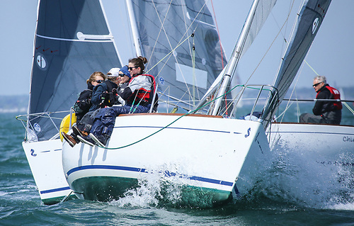 The Beneteau 211s will also race for National Championship honours Photo: Afloat