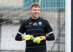 St Johnstone Training…12.05.17<br />Keeper Ben McKenzie pictured during training today ahead of tomorrow's game against Partick Thistle<br />Picture by Graeme Hart.<br />Copyright Perthshire Picture Agency<br />Tel: 01738 623350  Mobile: 07990 594431