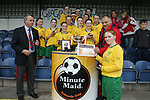 Minute Maid Schools Girl Football Final 07