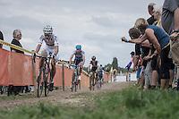 Wout Van Aert (BEL/Crelan-Vastgoedservice)<br /> <br /> Brico-cross Geraardsbergen 2016<br /> U23 + Elite Mens race