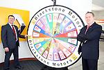 Blackstone Motors Spin The Wheel 20/09/10