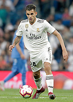 Real Madrid's Dani Ceballos during La Liga match. August 19,2018.  *** Local Caption *** © pixathlon<br /> Contact: +49-40-22 63 02 60 , info@pixathlon.de