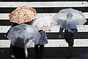 Annual Rainy Season ''Tsuyu'' in Japan