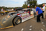 Feb 09, 2009; 4:13:05 PM; Barberville, FL, USA; UMP DIRTcar Racing Series for the 38th Annual ALLTEL DIRTcar Nationals by UNOH at Volusia Speedway Park.  Mandatory Credit: (thesportswire.net)