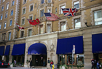 Toronto (ON) CANADA, April 20, 2007<br /> <br /> Le Royal Meridien King Edward Hotel ,<br /> 37 King Street East, in Toronto is a<br /> Sixteen-story Edwardian Hotel dating from 1903.<br /> <br />     photo by Pierre Roussel - Images Distribution