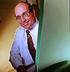 John Dean - Silicon Valley Bank Shares, editorial, portrait